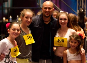 A Time To Dance Navarre Florida Students With Cris Judd