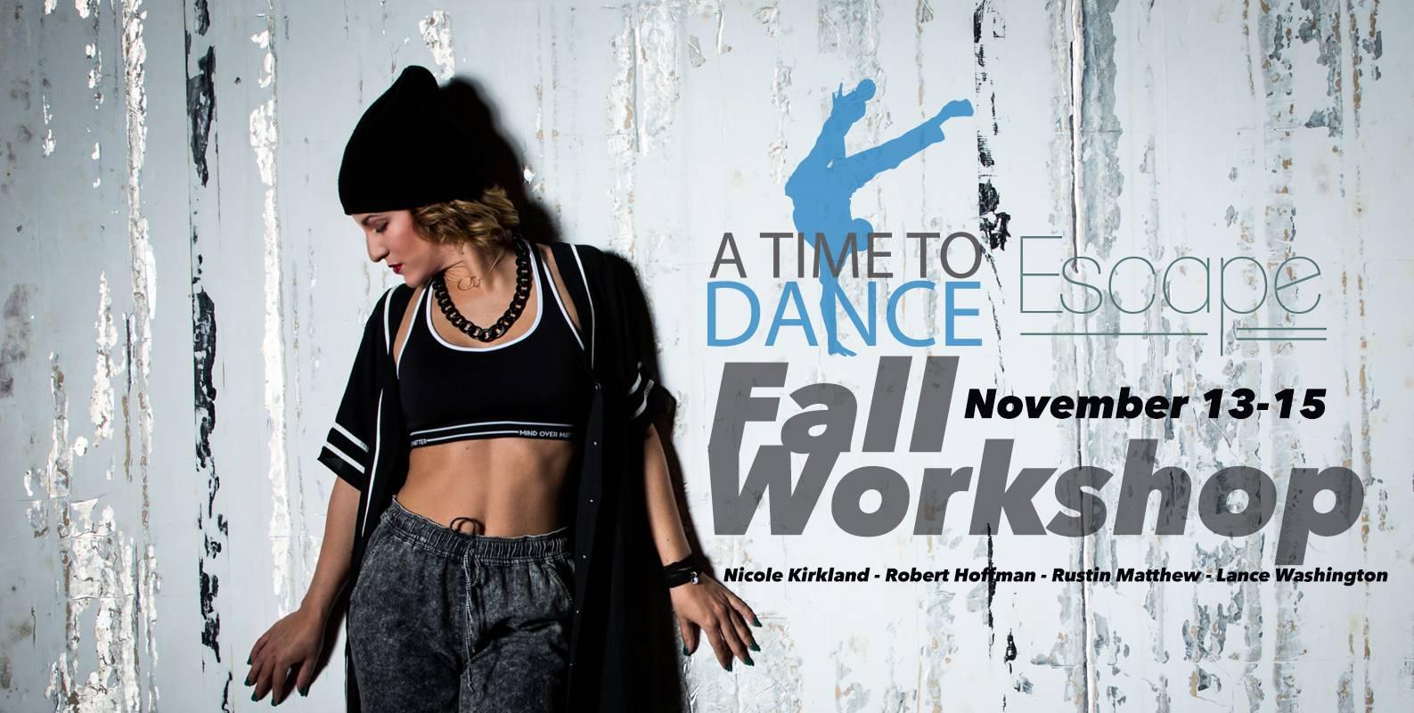 Fall Workshop Registration